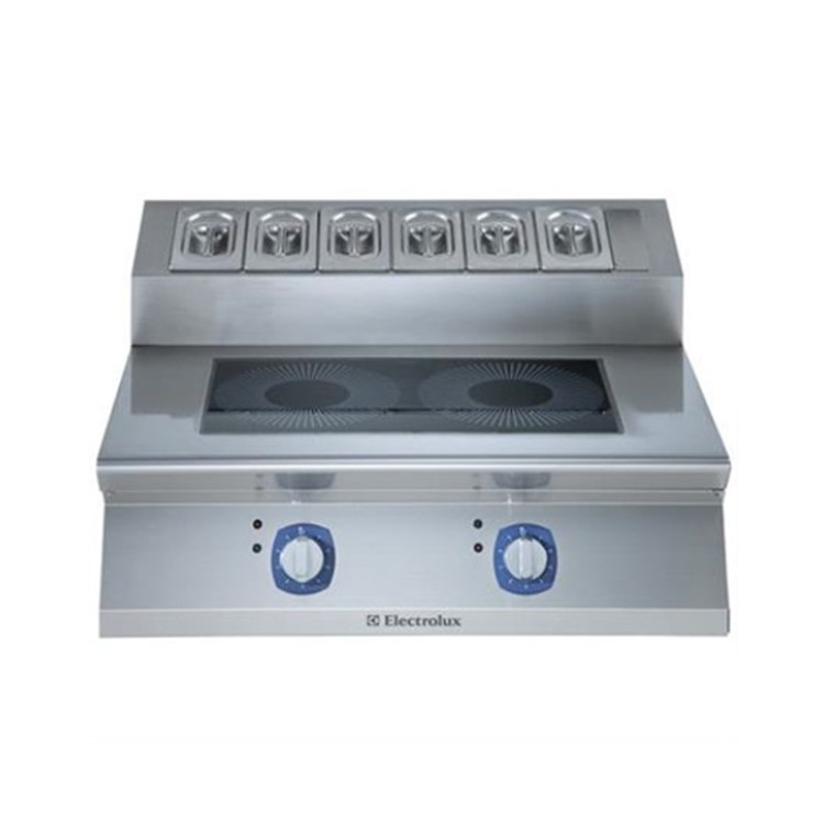 Electrolux 700XP 'SPICY' inductie 2 zones
