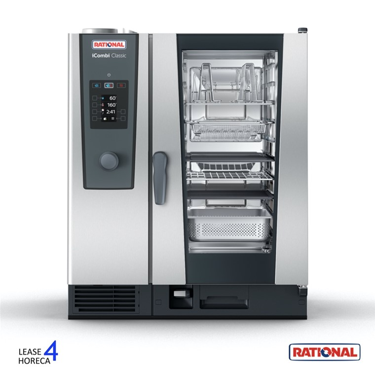 Rational iCombi Classic 10x 1/1 GN