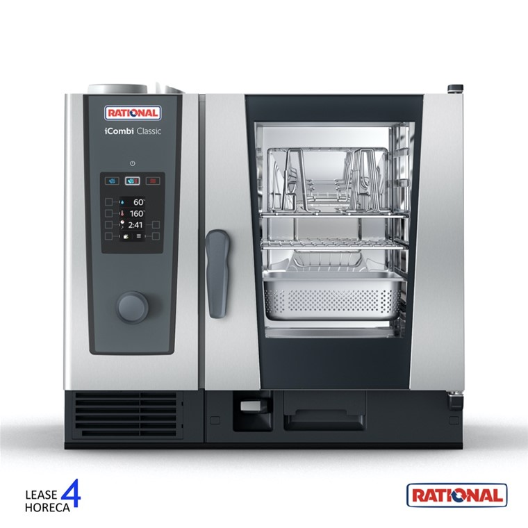 Rational iCombi Classic 6x 1/1 GN