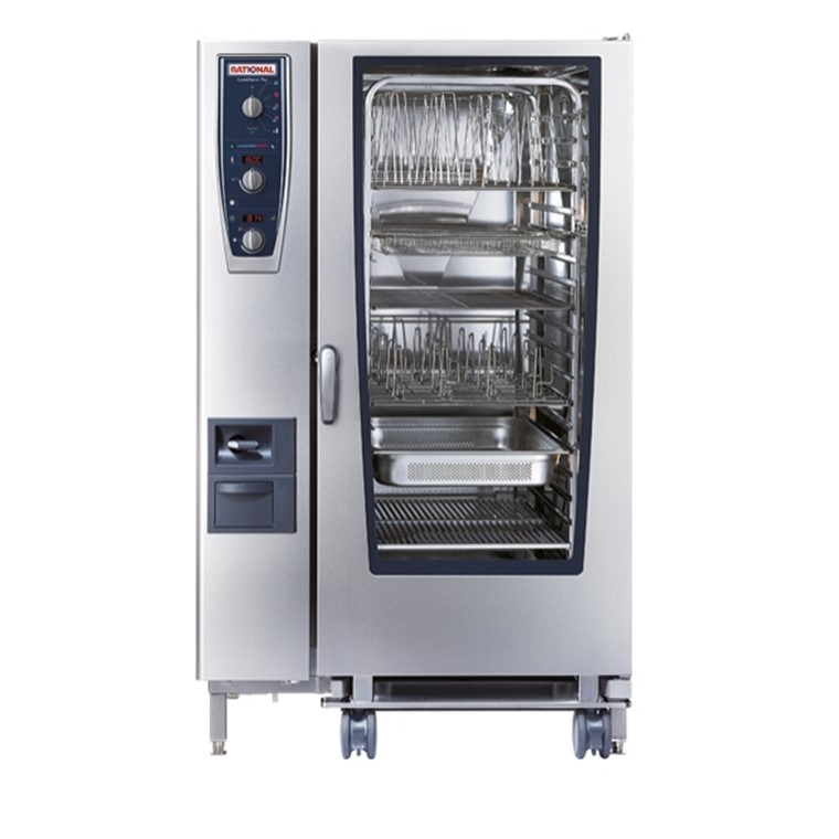 Rational CombiMaster Plus 20 x 2/1 GN