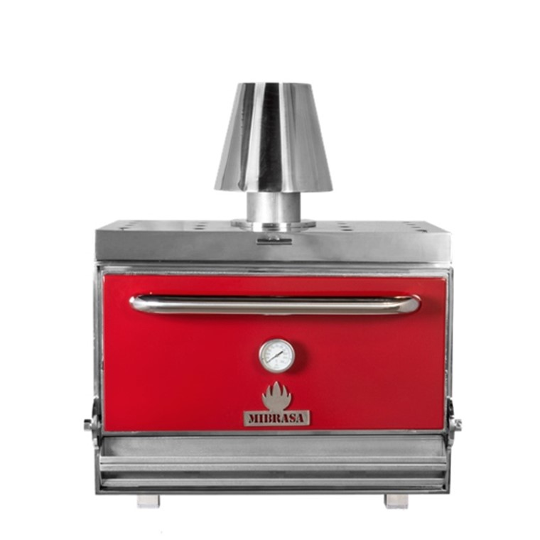 Mibrasa charcoal oven HMB Mini (tot 35 couverts)