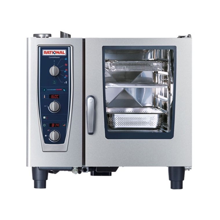 Rational CombiMaster 6 x 1/1 GN